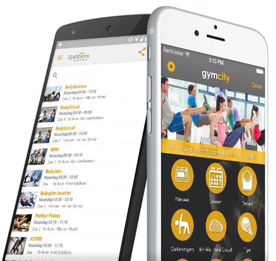 concapps gym apps wordpress