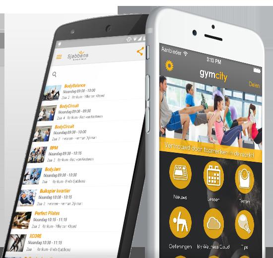 concapps gym apps wordpress